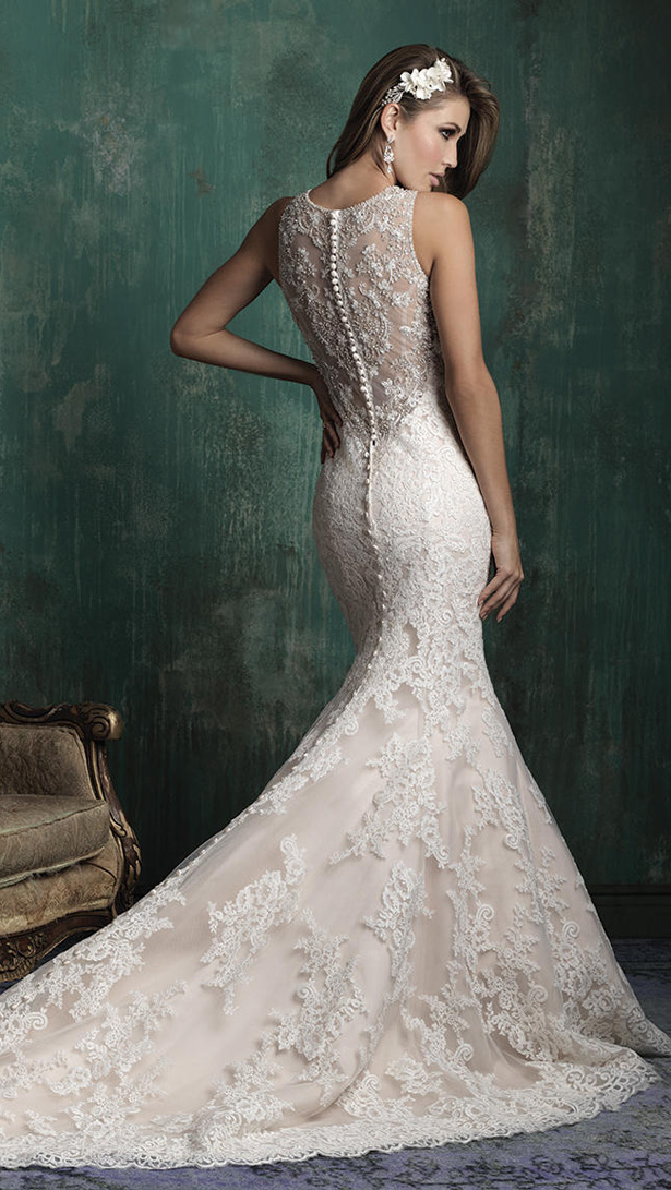 Casablanca Wedding Gown 50 Ideal From Allure Couture Fall