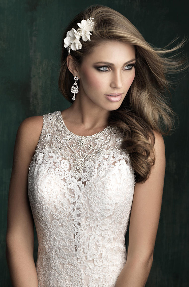 Allure Couture Fall 2015 Wedding Dress C350C
