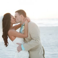 Beach Wedding ~ Carrie Wildes Photography