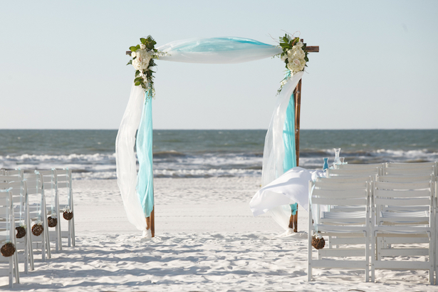 Destination Wedding Ceremony  ~ Carrie Wildes Photography