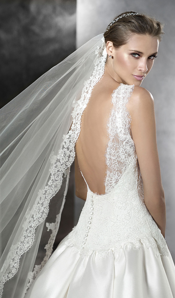 please contact pronovias for authorized retailers and pricing
