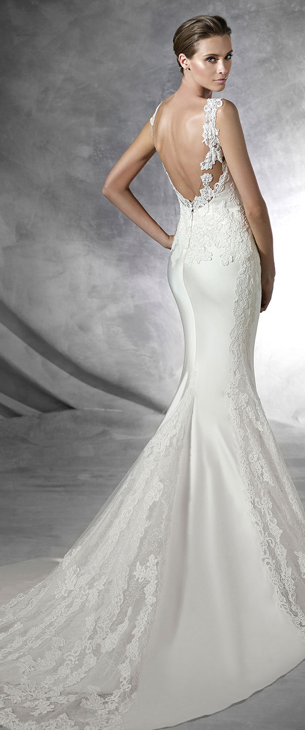 Pronovias 2016 Wedding Dress