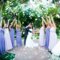 Lilac and Lavender Wedding - Brett Charles Rose Photography