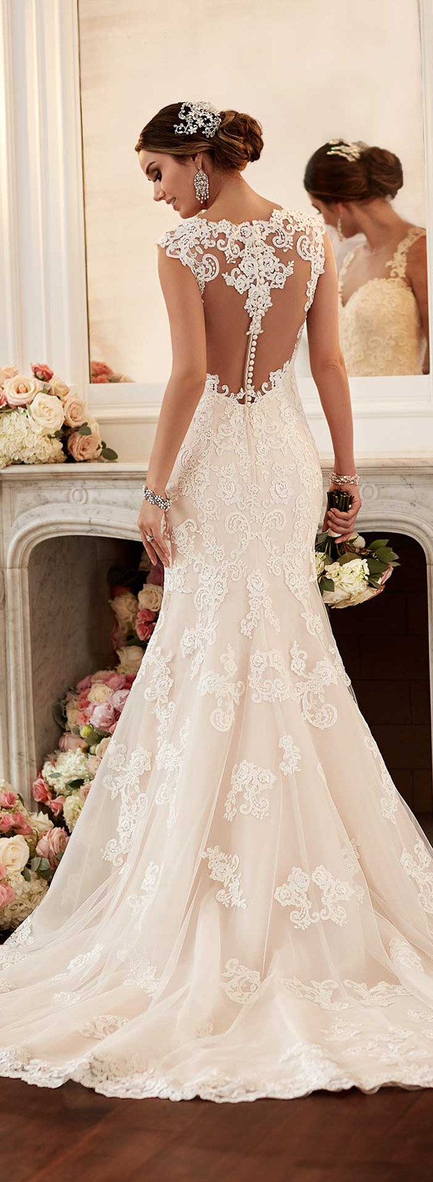 Wedding Stella York Wedding Dresses stella york spring 2016 bridal collection belle the magazine wedding dress by 2016