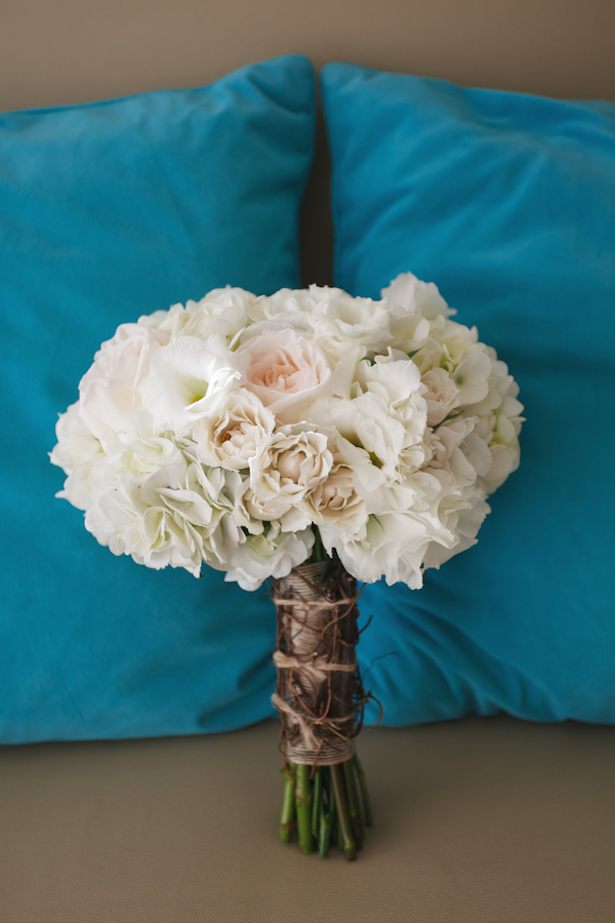 Wedding Bouquet ~ Carrie Wildes Photography
