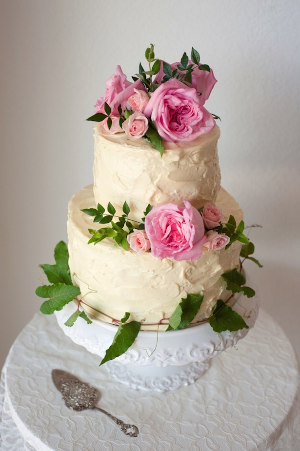 pink rose garden wedding cake inspired rosy chic wedding styled shoot 18583