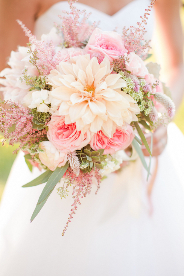 Best Wedding Bouquets of 2015