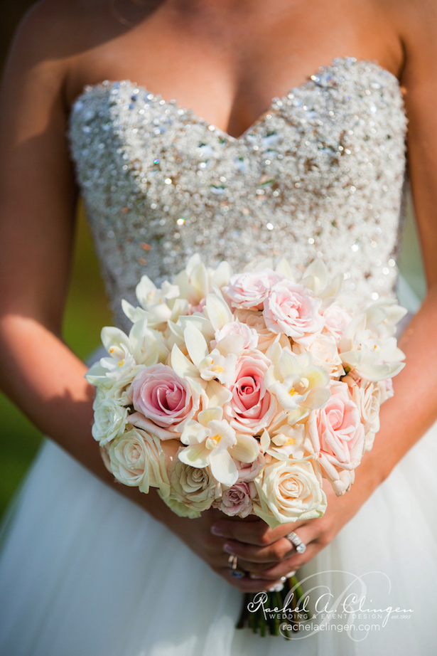 Girly  Wedding Bouquet