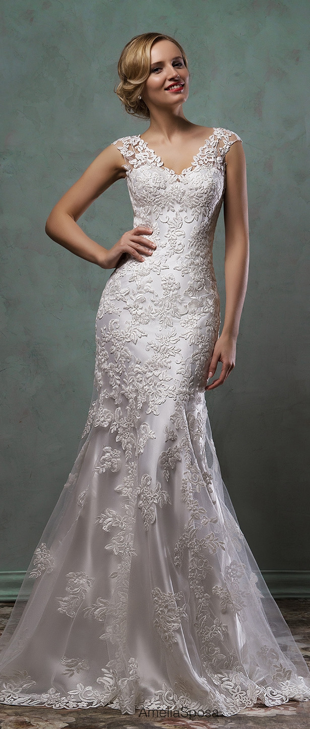 Amelia Sposa 2016 ~ Wedding Dresses Alba