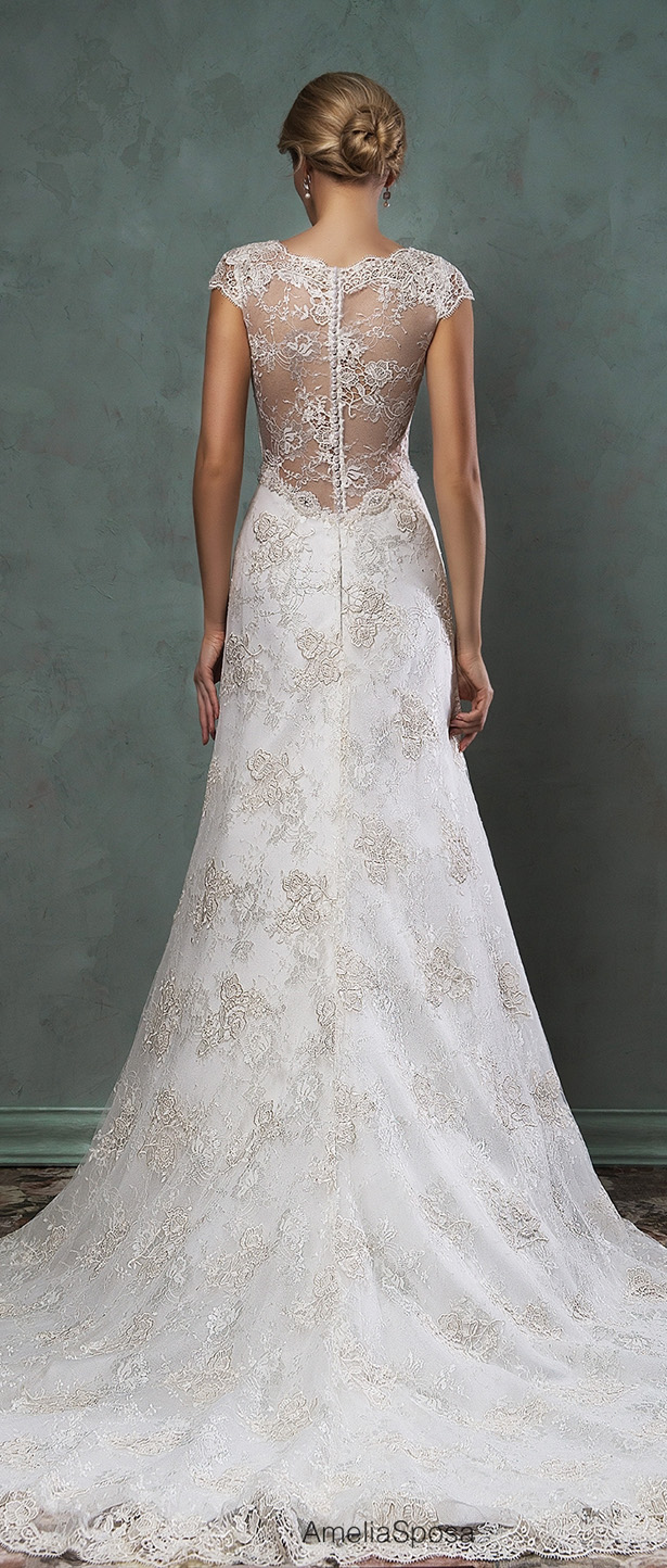 Amelia Sposa 2016 ~ Wedding Dresses Donata