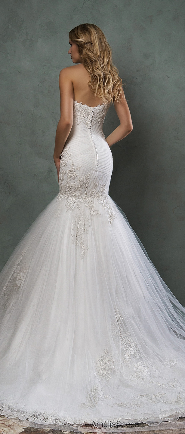 Amelia Sposa 2016 ~ Wedding Dresses Mirella