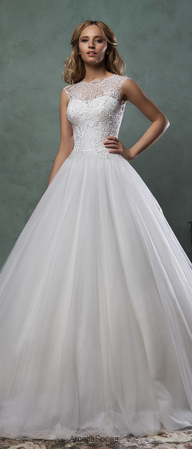 Amelia Sposa 2016 ~ Wedding Dresses Monica