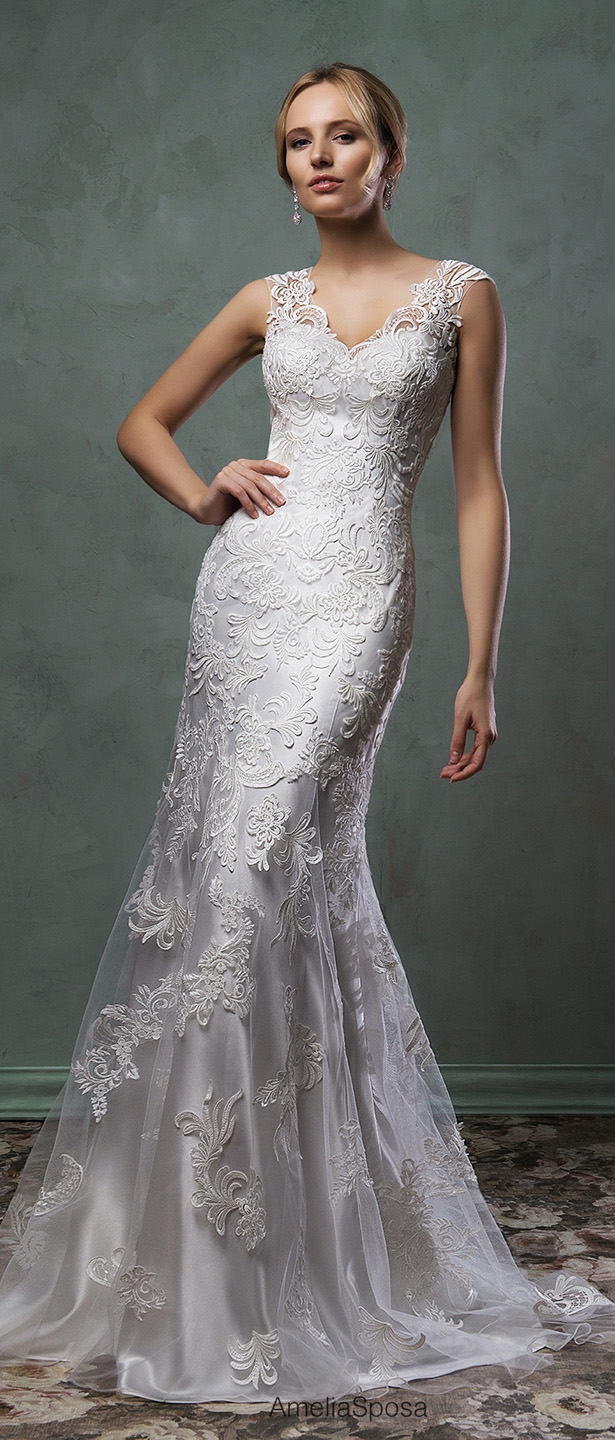 Amelia Sposa 2016 ~ Wedding Dresses Pia