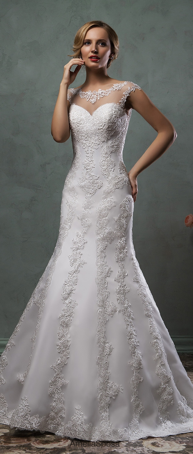 Amelia Sposa 2016 ~ Wedding Dresses Simona