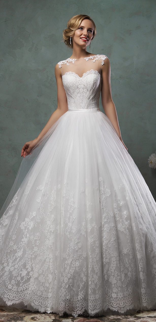 Amelia Sposa 2016 ~ Wedding Dresses Valery