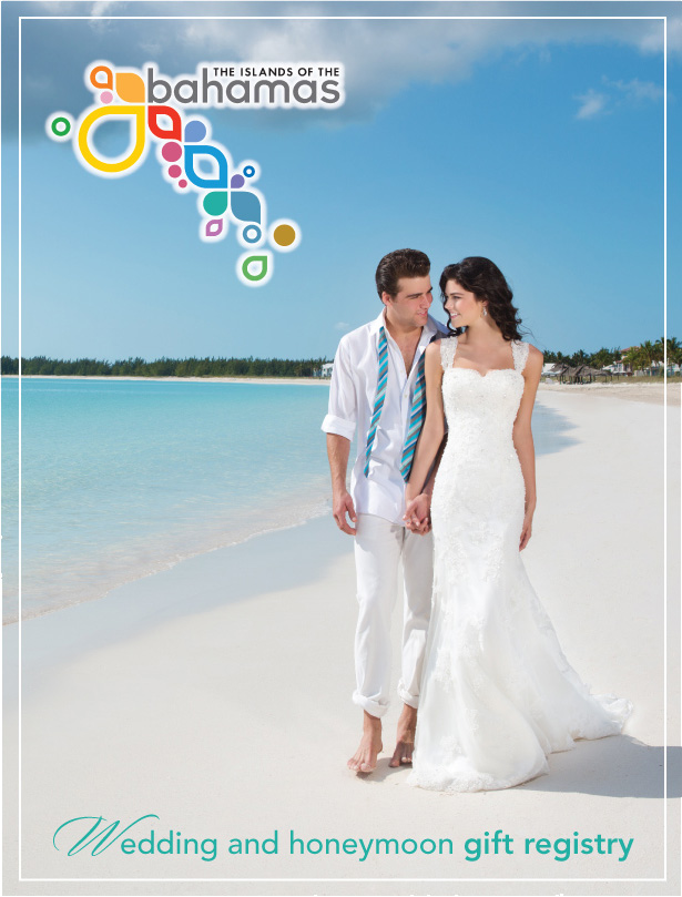 Introducing The Bahamas Wedding and Honeymoon Gift Registry