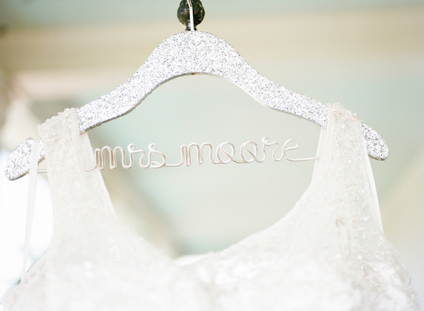 Wedding Dress Hanger  ~ Keepsake Memories Photography
