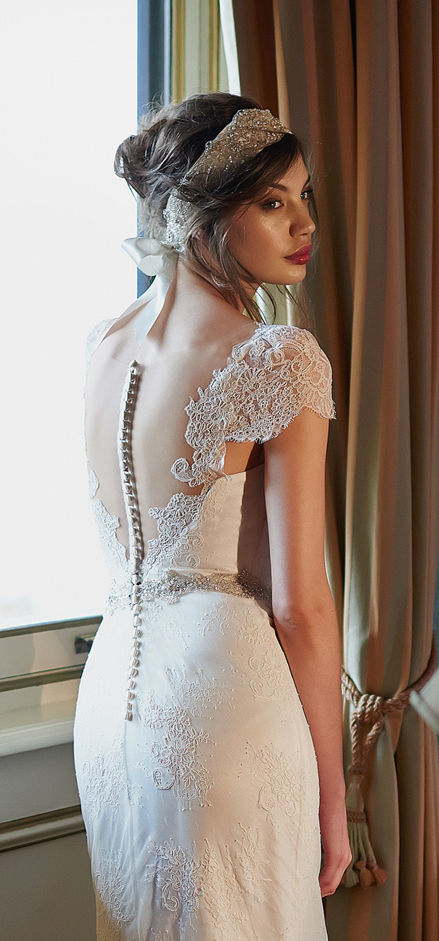 "Elbeth Gillis ""Enchanting"" Bridal Collection"