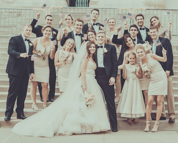 Fourth of July Wedding Ideas - Pabst Photography