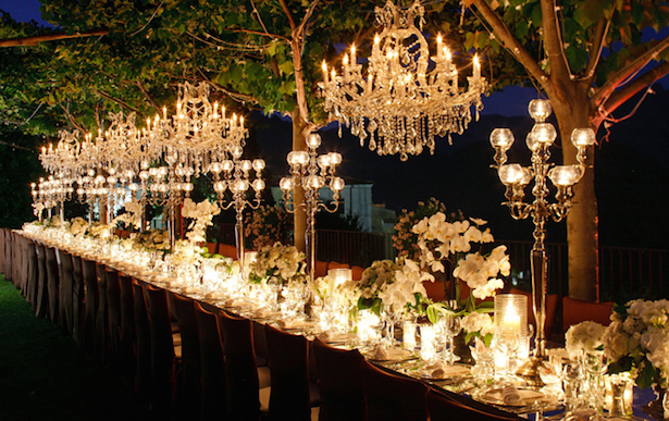 Photography By Brian Dorsey Design Fete Ny Via Chandeliers And Outdoor Weddings
