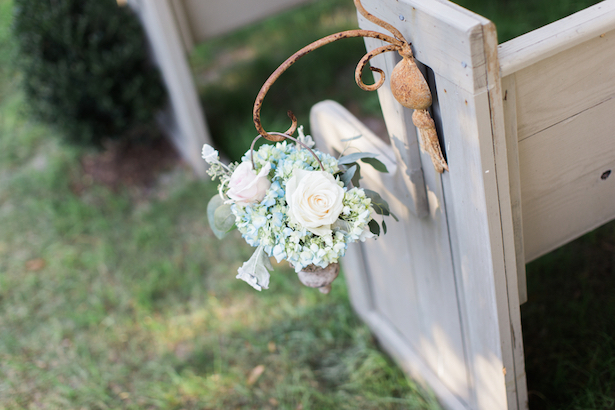 Vintage Wedding Ceremony Decor Wedding Pictures ~ Keepsake Memories Photography