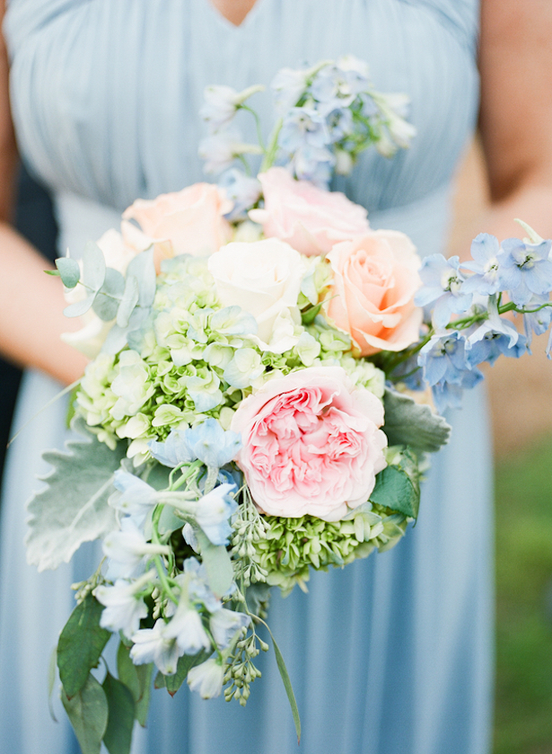 Vintage Wedding with a Touch of Southern Charm