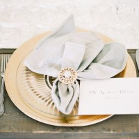Wedding Place Setting  ~ Keepsake Memories Photography