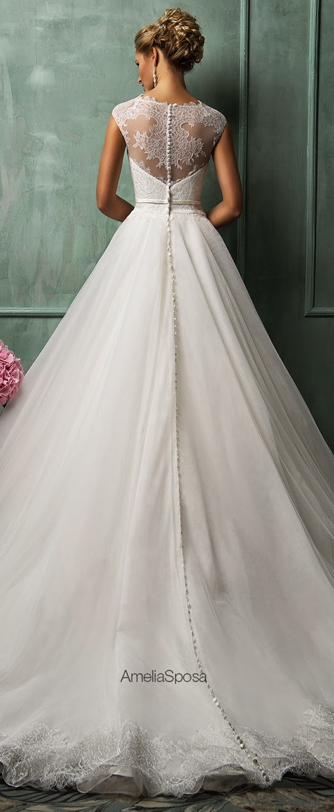 Best Wedding Dresses of 2014 - Amelia Sposa