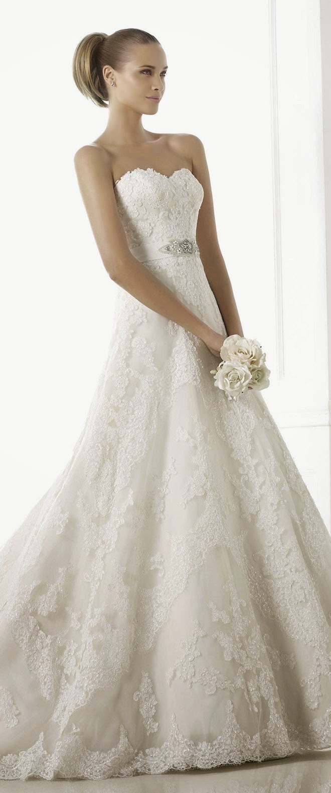 Best Wedding Dresses of 2014 - Pronovias
