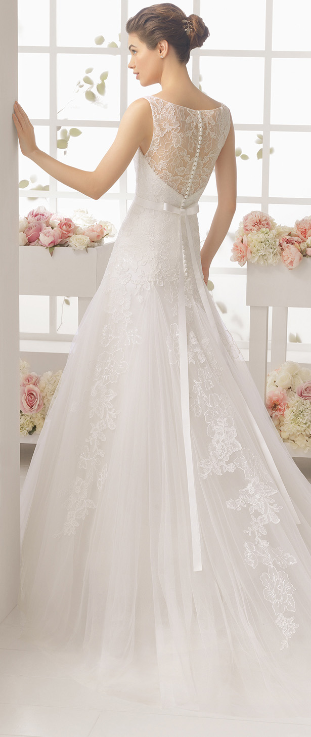 Aire Barcelona 2016 Bridal Collection - Part 1