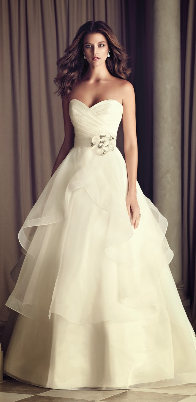 Best Wedding Dresses of 2014 - Paloma Blanca