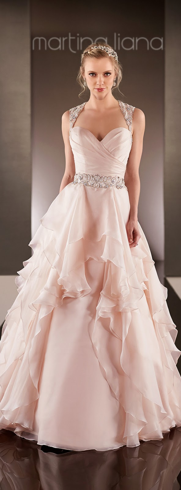 Best wedding dresses of 2014 belle the magazine for How much are martina liana wedding dresses
