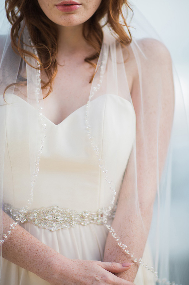 Beach Bridal Inspiration by Bel Aire Bridal