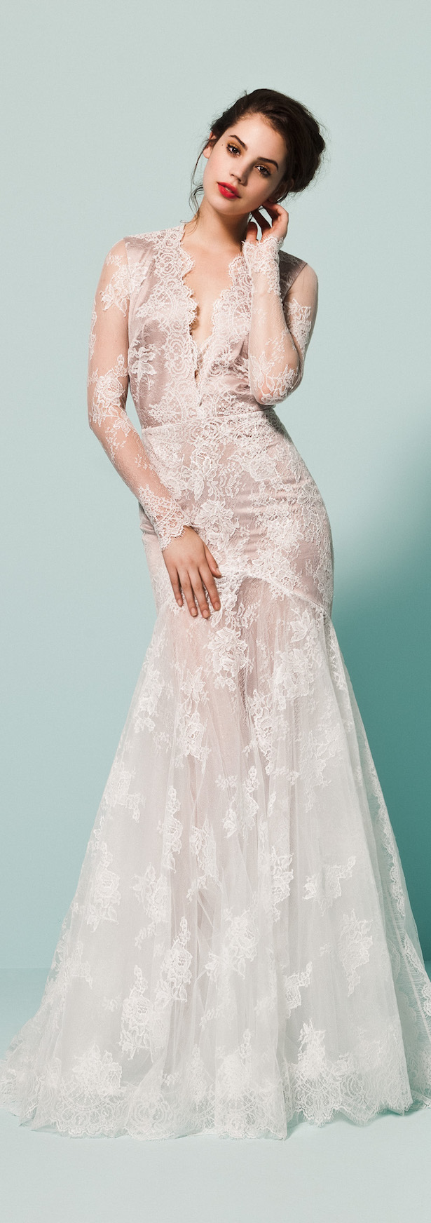 "Daalarna 2015 ""Pearl Bridal Collection"""