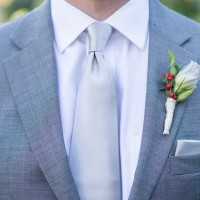 Groom's look