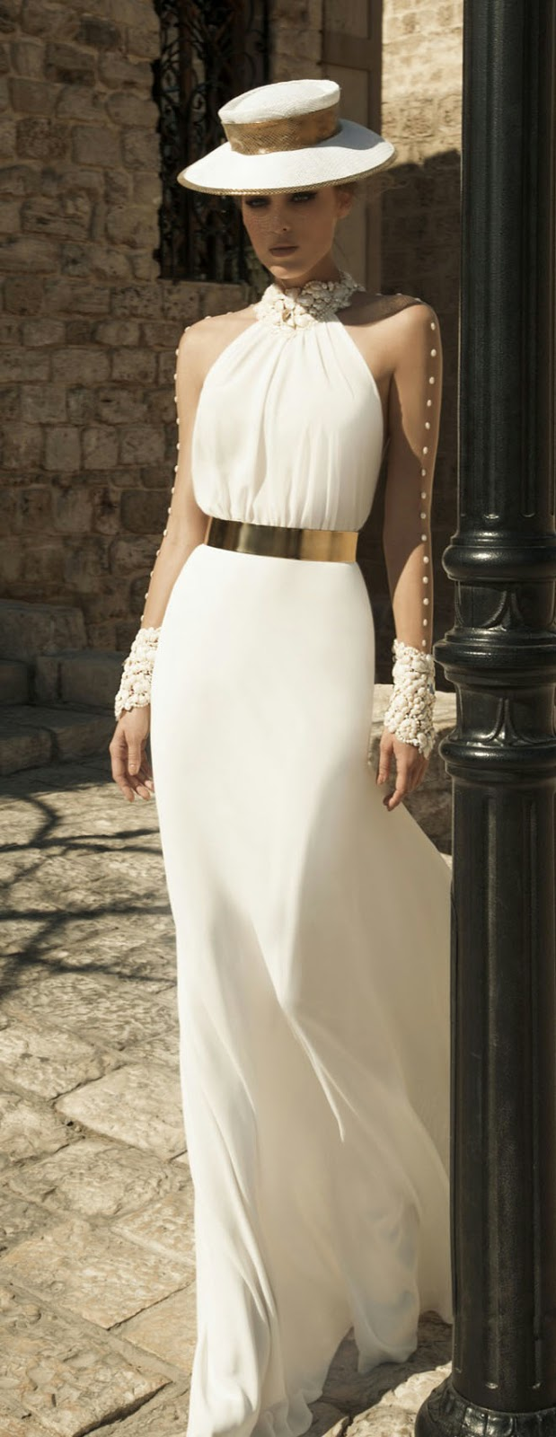 Best Wedding Dresses of 2014 - Galia Lahav