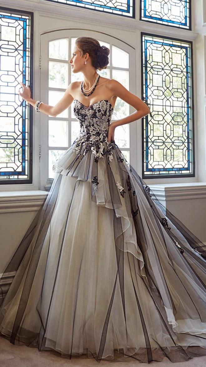 Best Wedding Dresses of 2014 - Sophia Tolli
