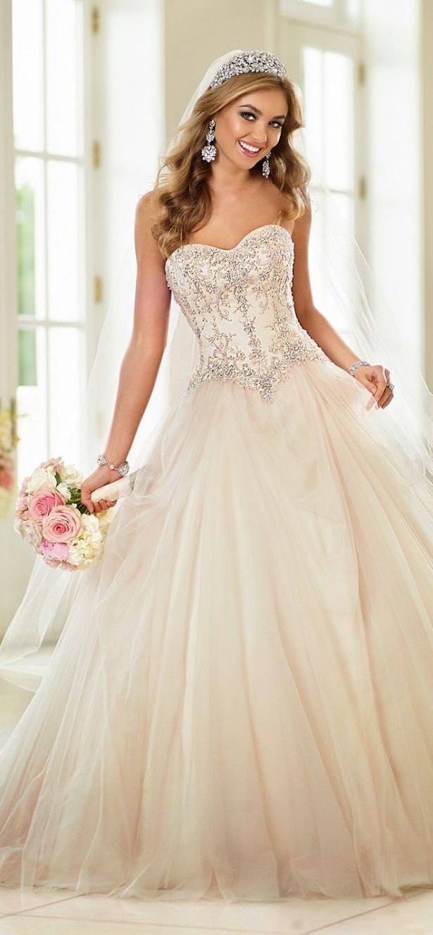 most gorgeous of wedding dresses allure bridals is where it s at
