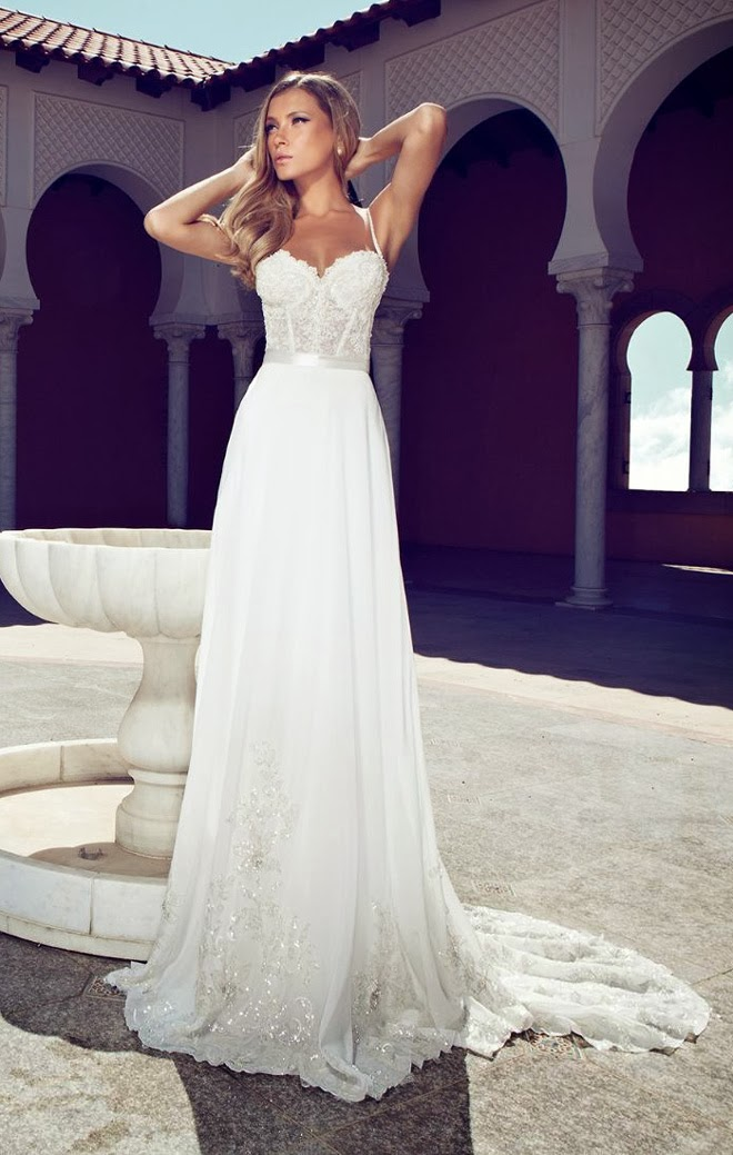Best Wedding Dresses of 2014 - Julie Vino