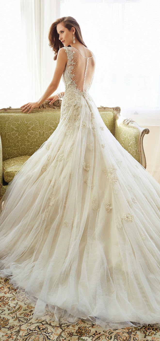 f0a0b1b04ac72 Best Wedding Dresses of 2014 - Belle The Magazine