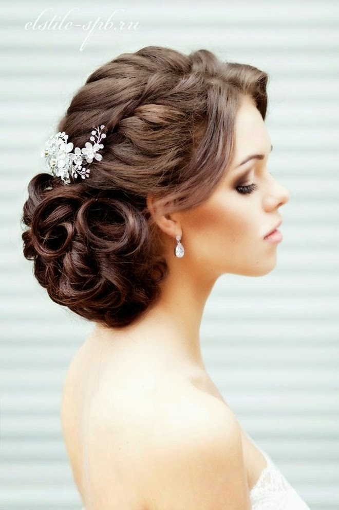 best bridal hair styles best wedding hairstyles of 2014 the magazine 9351