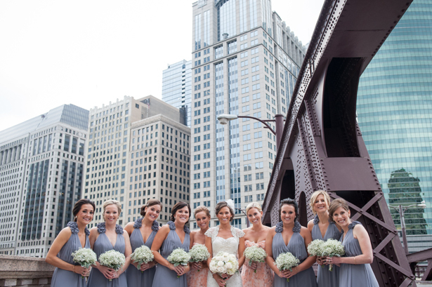 Bridal Party Picture - Ben Elsass Photography
