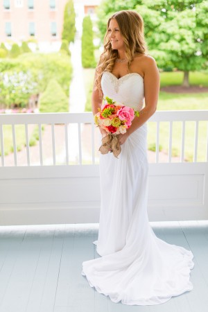 Colorful Summer Wedding  - Kirsten Smith Photography