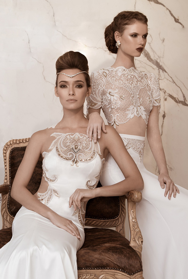 Lior Charchy 2015 Bridal Collection