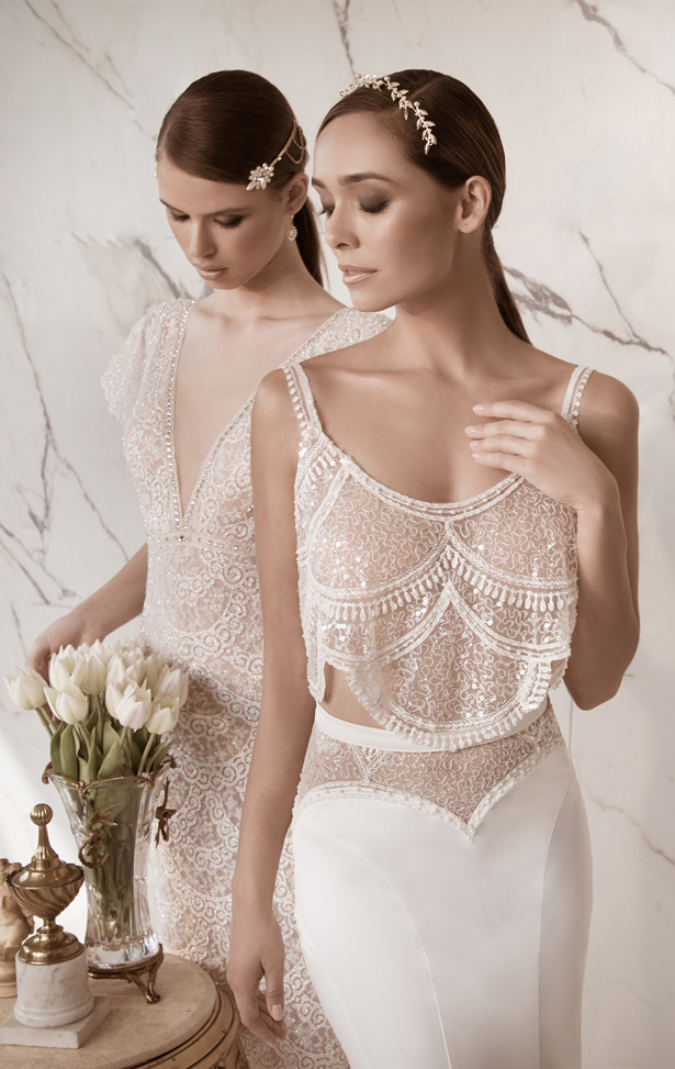 Lior Charchy 2015 Wedding Dresses