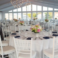 pink-and-blue-wedding-reception