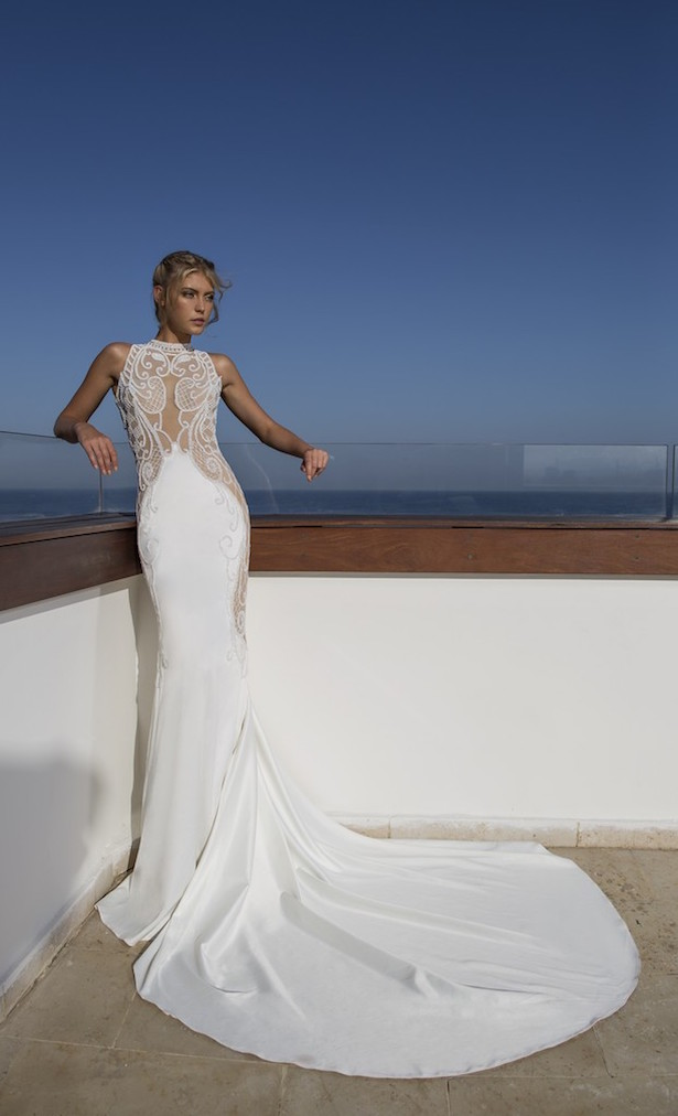 Wedding Dress by Riki Dalal: Valencia Bridal Collection