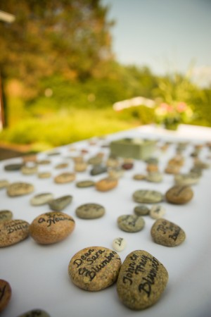 River Rock Escort Cards - Matthew J. Wagner Fine Photography