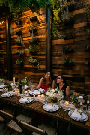 Rustic Urban Wedding