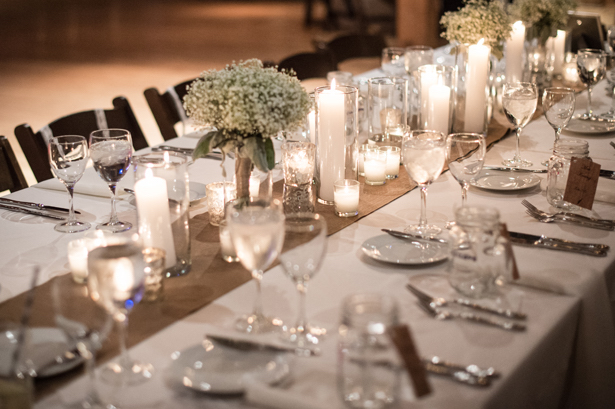 Rustic Wedding Decor - Ben Elsass Photography